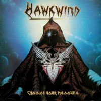 Hawkwind - Choose Your Masques - (VGC+)
